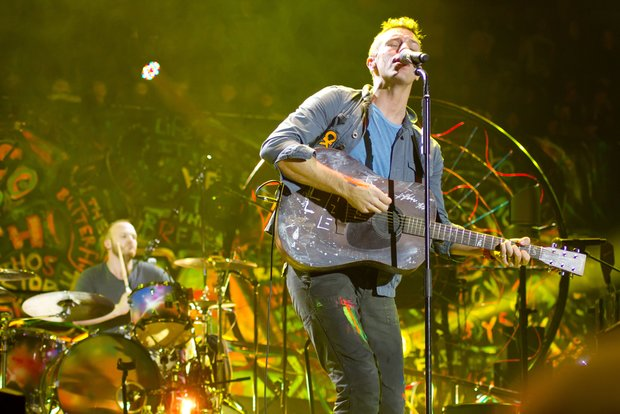 Coldplay Tour 2017: Tickets für Konzerte in München, Hannover, Wien und Co.