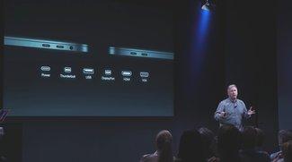 Apple führt Thunderbolt 3 ein: Vor- und Nachteile der neuen Schnittstelle