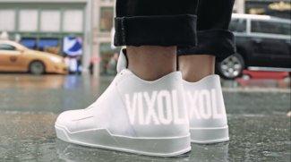 Indiegogo: Diese LED-Sneaker lassen sich per App gestalten