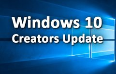 Windows 10 Creators Update –...