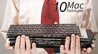10 Tastaturen für den Mac: Oh Keyboard, mein Keyboard