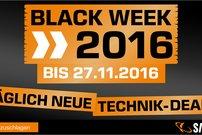 Saturn Black Week 2016: Die besten Angebote des Jahres!