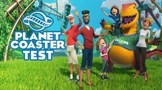 Planet Coaster im Test: Eine Achterbahn der Gefühle