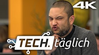 Amazon Echo im Test, Apple Macs leihen, kein Android 7.0 für Huawei Mate S und P8 – TECH.täglich