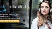 Amazon Music Unlimited: Spotify-Konkurrent kommt nach Deutschland und Österreich