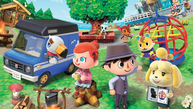 Animal Crossing New Leaf: Mega-Update bringt neues Leben in Deine Stadt
