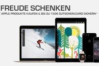 Apple Adventswochen bei Saturn: Apple-Produkt kaufen, Gutschein bis zu 150 Euro gratis dazu!