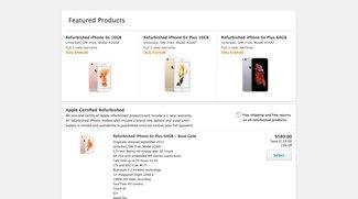 Apple bietet erstmals generalüberholte iPhones an