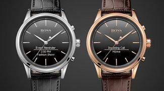 Hightech für Luxusfans: Hugo Boss und Ferrari verkaufen jetzt Smartwatches