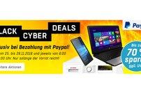 Black Cyber Deals bei redcoon: Bis zu 70 Prozent sparen – nur, solange der Vorrat reicht!