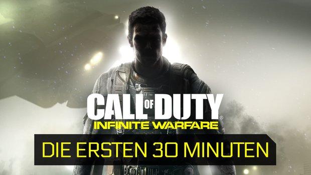Call of Duty – Infinite Warfare: Die ersten 30 Minuten der Kampagne
