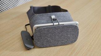 Google Daydream View im Test: Nicht ganz da