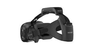 HTC Vive: TPCast befreit VR-Brille von Kabeln für größeren Spielspaß