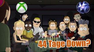 PSN & Xbox Live: Hackergruppierung droht mit langer Auszeit