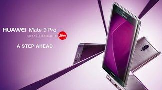 Huawei Mate 9 Pro mit Dual-Edge-Display könnte doch nach Europa kommen
