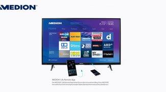 ALDI-TV: MEDION LIFE X17027 mit 43 Zoll und 4K ab morgen für 349 Euro erhältlich