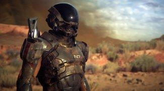 Mass Effect Andromeda: Könnte laut EA noch einmal verschoben werden