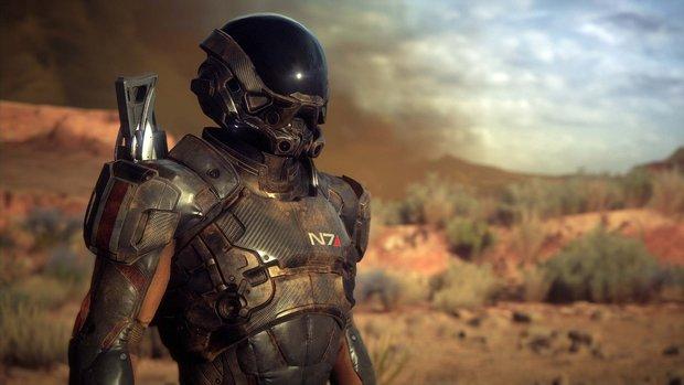 Mass Effect Andromeda: Animationen der Figuren werden noch überarbeitet