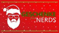 Geschenke für Nerds: Nützliche Gadgets & Geräte zu Weihnachten