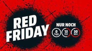 Red Friday bei MediaMarkt: Galaxy S8 Plus, PS4 Pro und viele weitere Kracher