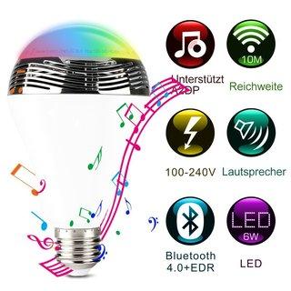 Smart-LED-Bulb