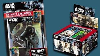 Star Wars-Rogue-One-Sammelkarten: Limitierte Karten im Überblick