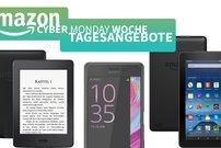 Amazon Cyber Monday Woche – Fire Tablet für 39,99 Euro, Kindle Paperwhite für 79,99 Euro und viele weitere Highlights
