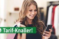 Tarif-Knaller zum Cyber Monday bei Amazon:<b> 1 GB LTE, 50 Frei-Minuten & 50 SMS für 2,99 Euro pro Monat</b></b>