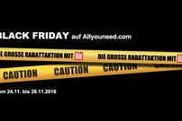 Black Friday bei Allyouneed: Haushaltsgeräte, Software, Schmuck u.v.m. massiv reduziert