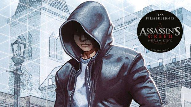 """Neue """"Assassin's Creed""""-Buchserie schickt Dich ins viktorianische Amerika"""