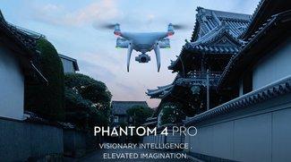 DJI stellt Phantom 4 Pro vor: State of the Art für Hobby-Drohnenpiloten