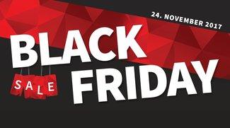 Black Friday 2017 in Deutschland: Aktualisierte Angebotsübersicht von Apple, Amazon, MediaMarkt und Co