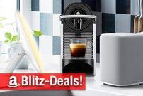 Blitzangebote: Yamaha AirPlay-Lautsprecher, Festplatte, Nespresso-Maschine, Lichtwecker u.v.m. nur heute günstiger