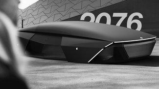 Apple Car 2076: So spektakulär wird die Zukunft (Studie)