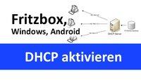 DHCP aktivieren & deaktivieren – so geht's