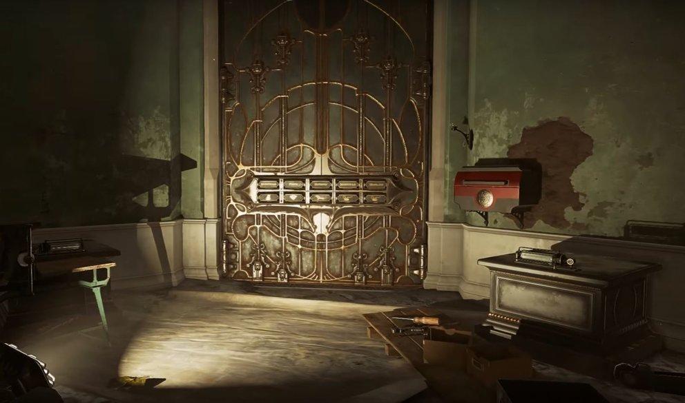 Kommt ihr an dieser Tür vorbei?