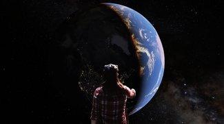 Earth VR: Der ultimative Kaufgrund für die HTC Vive ist da
