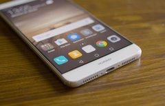 Mate 9: Huawei entfernt Infos...