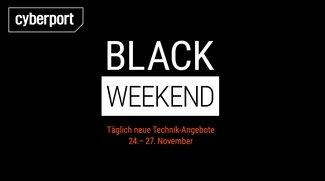 Black Weekend bei Cyberport: Apple, Smart Home und viele weitere Deals