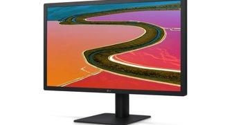 LG UltraFine: Apple beginnt mit der Auslieferung der 4K-Monitore