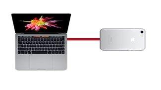Macbook Pro 2016: Anschlüsse – so verbindet ihr es mit dem iPhone 7 & Co.