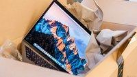 Mac(h) langsam: Das  MacBook Pro 2018 hat ein Leistungsproblem