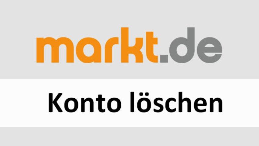 Markt.De Konto Löschen