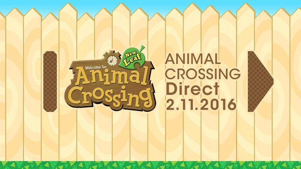 Animal Crossing New Leaf: Nintendo Direct für morgen angekündigt