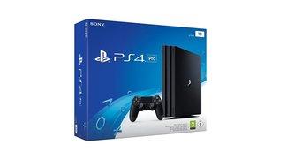 GameStop: Für nur 99 Euro auf die PlayStation 4 Pro wechseln
