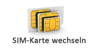 SIM-Karte wechseln & tauschen – so geht's