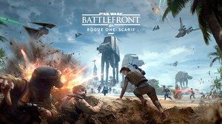 Star Wars Battlefront: Release-Termin für DLC zu Rogue One: A Star Wars Story
