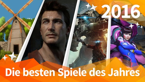 Games 2016: Das sind die 20 besten Spiele des Jahres