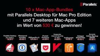 Fette Preise am 19. Tag unseres Adventskalenders: 10 Mac-Bundles im Gesamtwert von über 5000 Euro