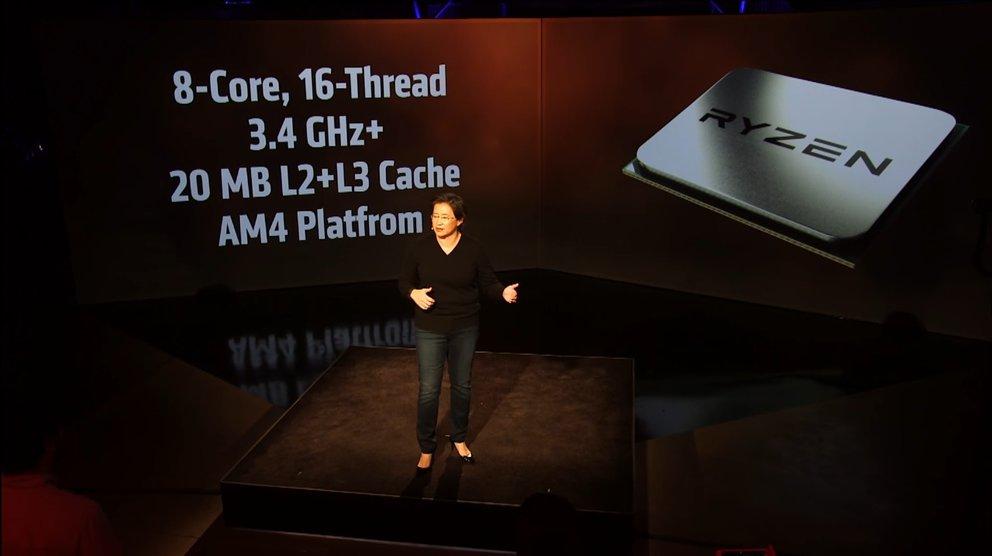AMD RYZEN eigenschaften